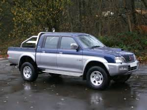 Buy Mitsubishi L200 Mitsubishi L200 Gls 4wd V6 Photos Reviews News Specs