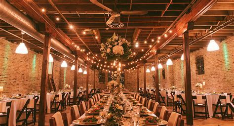 The Haight  a rustic wedding venue in Chicago suburbs