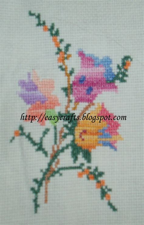 cross stitch easy crafts explore your creativity cross stitch