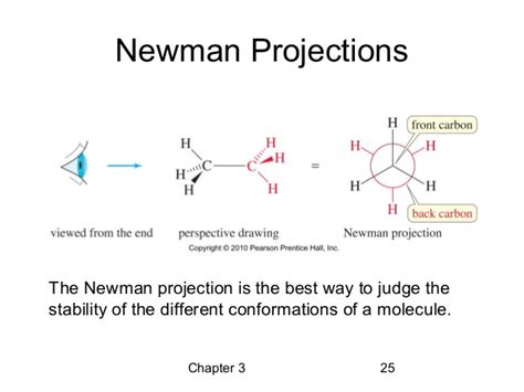 Drawing Newman Projections by 03 Structure And Stereochemistry Of Alkanes Wade 7th