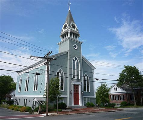 cape cod church sandwich the king s highway
