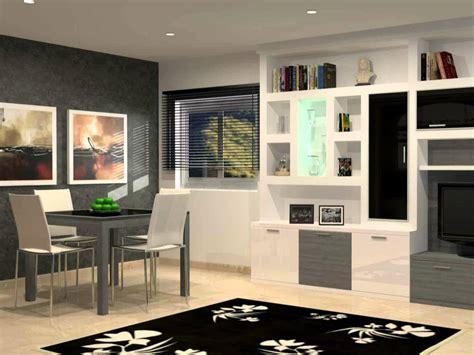 mueble de salon moderno mueble de sal 243 n moderno ibicenco youtube
