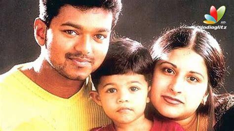 14th wedding anniversary for Vijay & Sangeetha   Thalaivaa