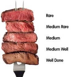 medium well steak google search all kinds of recipes to try pinterest rare steak medium