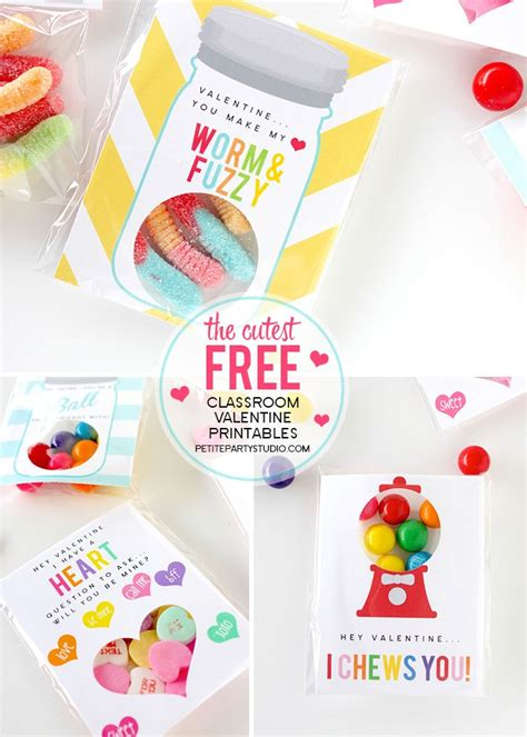 diy free free valanetine s day class printables petite party studio