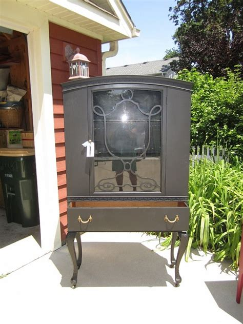 vintage black china cabinet vintage black china cabinet diy meuble