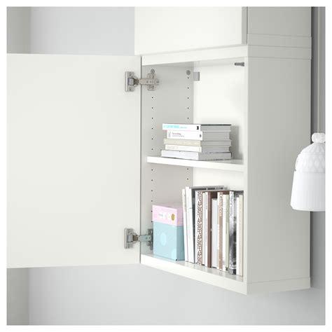 Ikea Besta Cabinet Doors Best 197 Wall Cabinet With 2 Doors Lappviken White 60x20x128 Cm Ikea