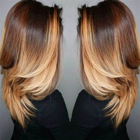 how longs does an ombre color last ombr 233 hair blond cheveux lisse