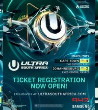 ultra south africa lineup 2019 mr cape town ultra south africa announces 2019 dates