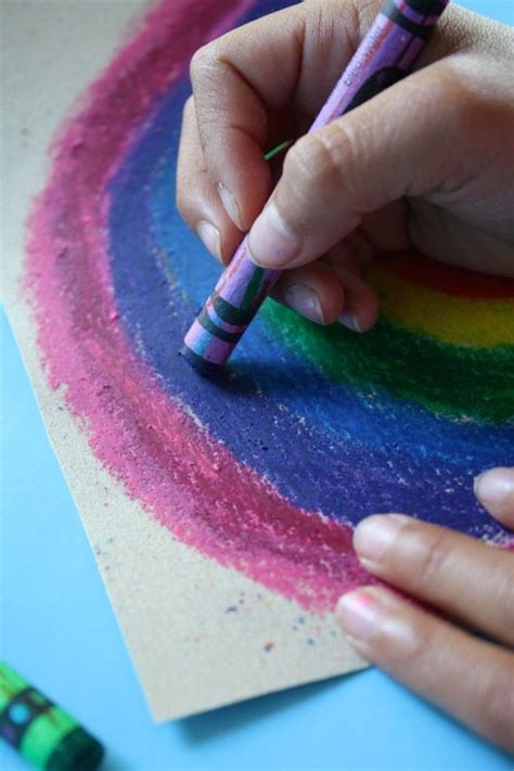 Cool Crafts Made Out Of Paper - 25 best ideas about sand paper on spray paint