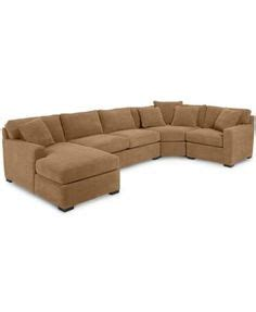 jedd sectional jedd 6 pc fabric sectional sofa with 2 power recliners