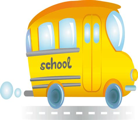 imagenes transporte escolar animado autobus animado gif imagui