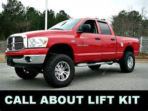 6 Inch Lift Kit For Dodge Ram 1500 2wd 302 Found
