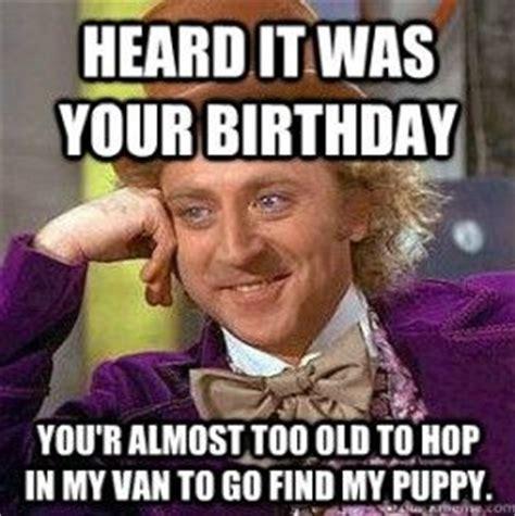 Gay Happy Birthday Meme - 25 best ideas about rude birthday meme on pinterest