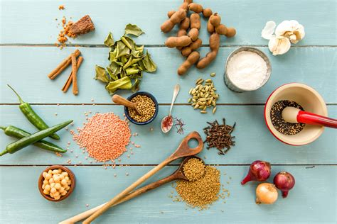 Kitchen Chef by 18 Essential Ingredients For Indian Cooking Hellofresh