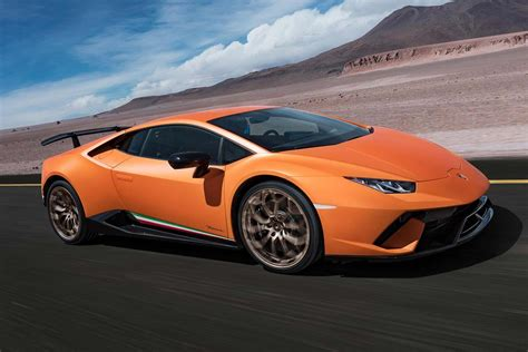 Lamborghini Performante Price Record Breaking Lamborghini Huracan Performante Launched
