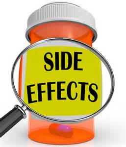 be fully informed about all of the side effects of