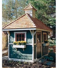 Garden Shed Windows Designs Summer House Garden Sheds Backyard Retreats The