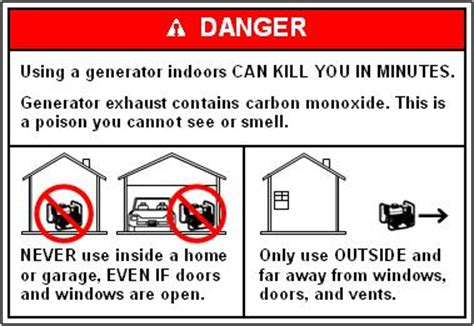 ohio gov ocswa portable generator safety information