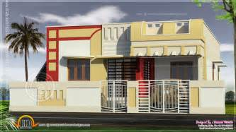 indian home design ideas with floor plan small south indian home design kerala floor plans home