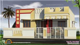 Home Design For New Construction Small South Indian Home Design Kerala Floor Plans Home