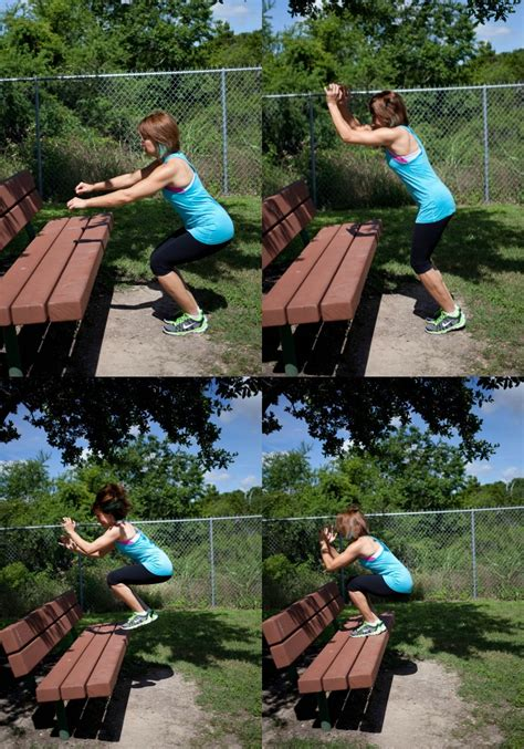 bench jumps bench jumps exercise 28 images straddle jumps stock