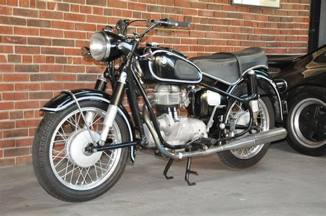 Bmw R26 1966 bmw r27 european collectibles