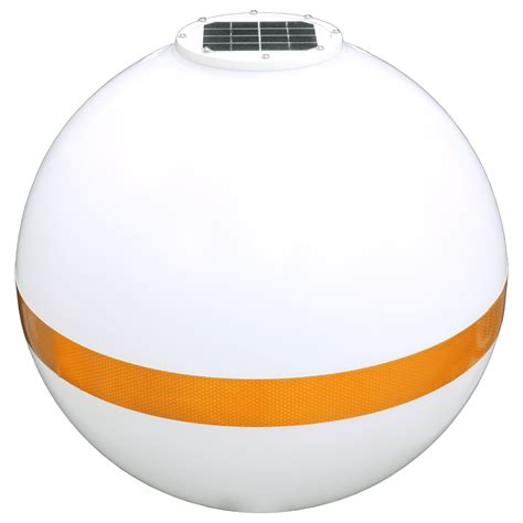solar powered buoy lights solar illuminating buoy marker