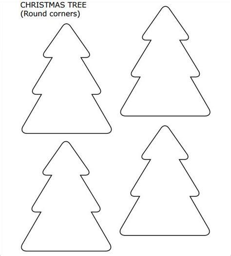 shape pattern psd christmas tree shape template best template idea