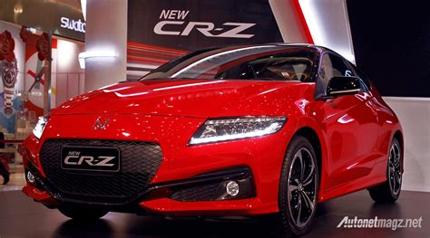 indonesia review honda cr z facelift indonesia