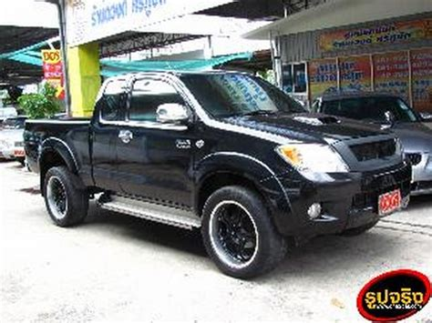Buy A Toyota Hilux In Usa Used Toyota Hilux Vigo D4d Extracab E Prerunner