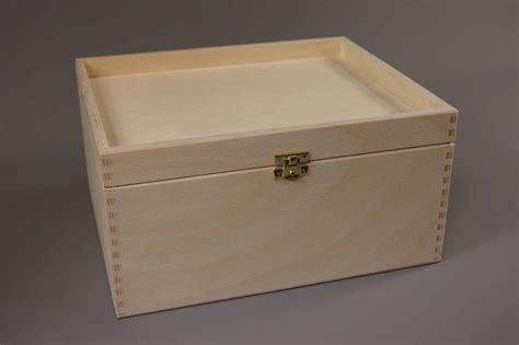 Decoupage Wooden Box - 3d box plain wood wooden box decoupage 29 x 25 x 15 cm