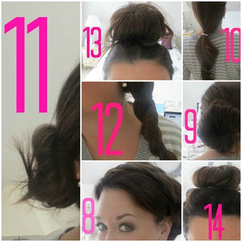 hairstyles for short hair no heat elle sees beauty blogger in atlanta a month of no heat