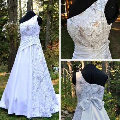 White Camo Wedding Dresses by 25 Best Ideas About White Camo Wedding Dress On