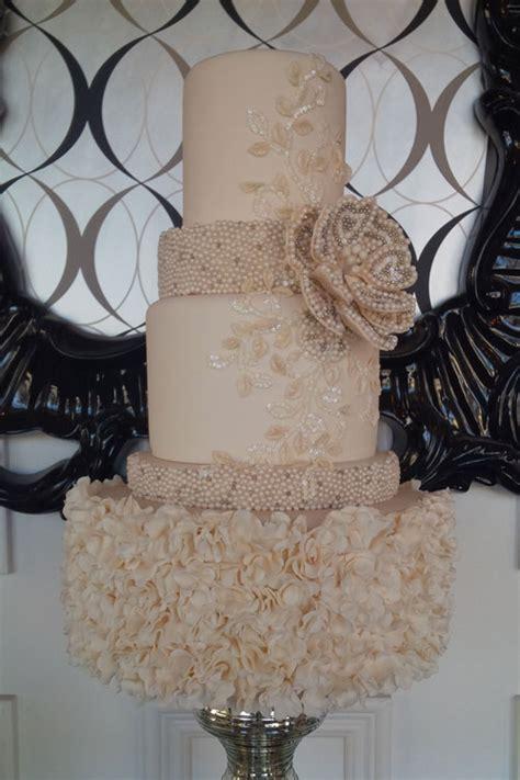 Fancy Wedding Cakes by Wedding Cakes The Cake Box