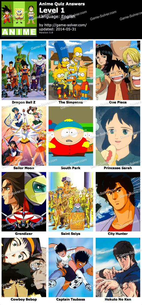 anime quiz answers game solver