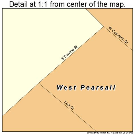 pearsall texas map west pearsall texas map 4877818
