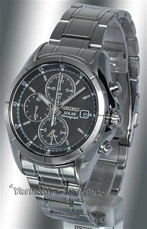 Seiko Srp761j1 Srp761 Automatic Day And Date Silver seiko solar chrono alarm grey stainless steel date ssc005p1