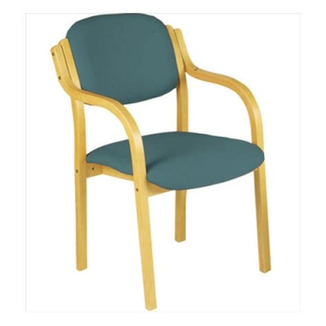 wood waiting room chairs doherty flex wood waiting room chair with arms seat w colour