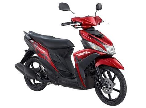 Lu Depan Mio M3 5 motor terbaik di indonesia 2016 modifikasi motor matic