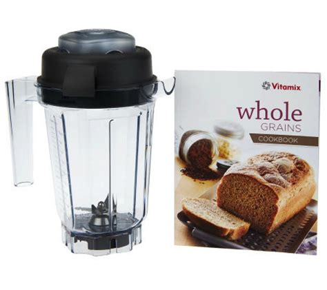 vitamix 32oz blade blending container with recipe