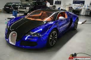 Bugatti Veyron Tuning Gemballa Bugatti Veyron Sang Noir Car Tuning