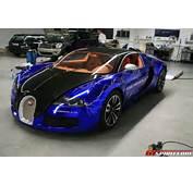 Gemballa Bugatti Veyron Sang Noir  Car Tuning