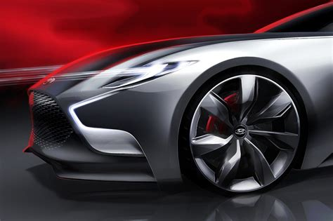 hnd 9 2016 genesis coupe 2015 hyundai genesis coupe previewed with hnd 9 concept