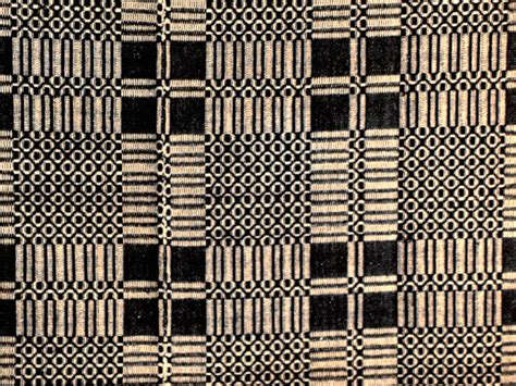 antique coverlets for sale antique black jacquard loom woven coverlet item 2140