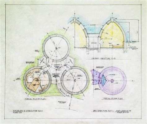 1500 Square Foot Ranch House Plans portal one community earthbag construction village pod 1