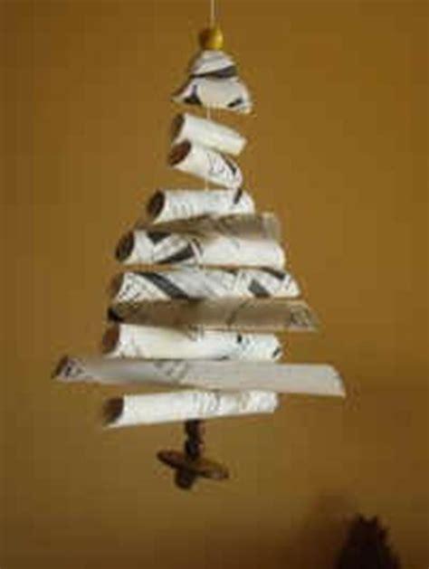 vh handmade christmas ornament crafts diy paper tree