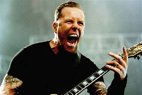James Hetfield Through the Years   Rolling Stone