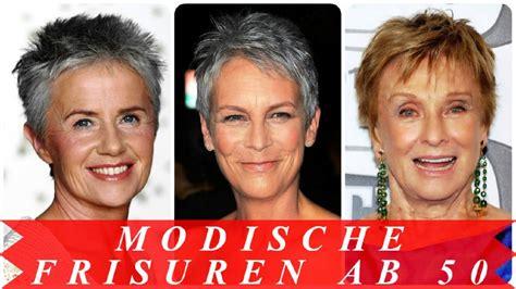 Frisuren Ab 50 by Neu Frisuren Die J 252 Nger Machen Ab 50 Modell