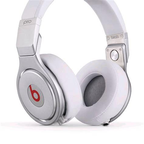 Headphone Beats Pro beats pro ear headphones white expansys australia